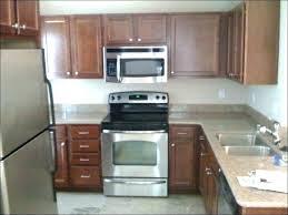 kitchen range backsplash stainless steel backsplash behind stove only a soft stone tile