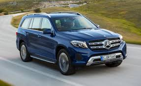 2017 mercedes benz gls class first drive u2013 review u2013 car and driver