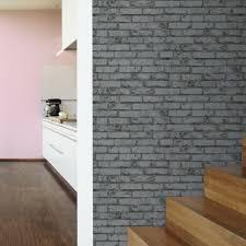 tapisserie moderne pour chambre tapisserie moderne pour chambre 11 papier peint brique gris