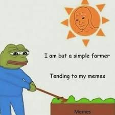 Farmer Meme - ancient image of a kekistanni meme farmer kekistan know your meme