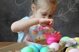 Easter Egg Decorating Baby by Easter Egg Decorating Ideas Sugar Bee Crafts