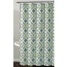 Green And Gray Shower Curtain Green And Gray Shower Curtain Home Design Plan