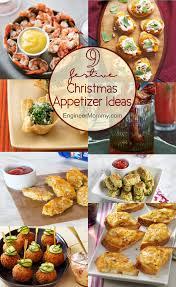 9 festive christmas appetizer ideas engineer mommy