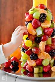 fruit christmas tree iowa eats