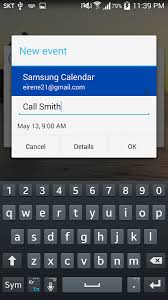 add reminder in android add calendar events android apps on play