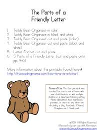 a friendly letter format image collections letter samples format