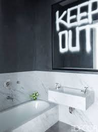 Small Black And White Tile Bathroom Black And White Tiles In Bathroom Home Design Ideas