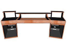 How To Build A Recording Studio Desk by Toft Atb32 Winged Studio Desks Sound Construction U0026 Supply