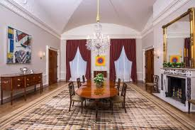 michelle obama redecorated a white house room u2014 and it u0027s much more