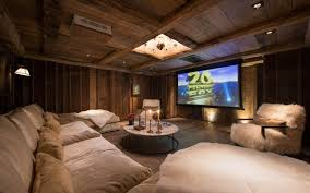 cozy home theater luxury home cinema luxury home theater with cinema style seating