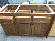 build kitchen island plans diy kitchen island from stock cabinets diy home pinterest