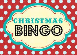 christmas bingo free printable download the crafting