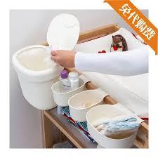 Changing Table Storage Baskets Usd 21 77 Shanghai Domestic Ikea Ikea Purchasing Oak Infant