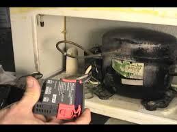 convert freezer to refrigerator freezer youtube