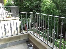 Decorative Iron Railing Panels Wrought Iron Deck Railing Tips On How To Repair Them Gazebo