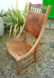 Rocking Chair For 1 Year Old Refinish An Antique Rocking Chair 5 Steps With Pictures