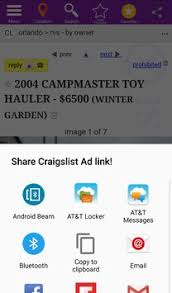 craigslist apk cl mobile classifieds for craigslist apk free