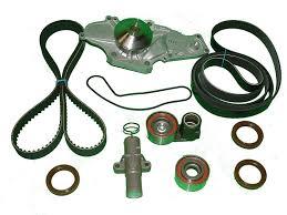2006 honda pilot timing belt replacement amazon com tbk timing belt kit honda pilot 2005 to 2008 automotive