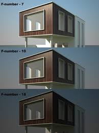 Vray Physical Camera Settings Interior 3ds Max Vray Exterior Daylight Tutorial