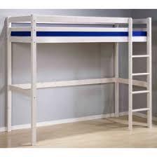 White High Sleeper Bed Frame Thuka Hit White High Sleeper Bed Kinders Se Kamers Pinterest