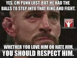 Cm Punk Memes - cm punk memes wrestling amino
