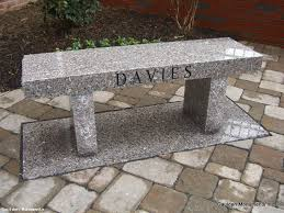 memorial benches salisbury marble and granite