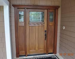 Exterior Door With Frame Exterior Door With Pvc Frame Exterior Doors Ideas
