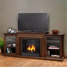 amazon com frederick entertainment gel fireplace in chestnut oak