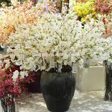 home decoration flowers artificial cherry blossom artificial cherry blossom suppliers and