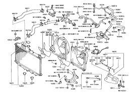89 toyota truck parts diagram 2006 toyota matrix parts diagram