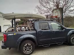 nissan titan kayak rack nissan frontier roof rack kayak on nissan images tractor service