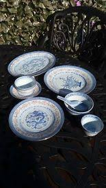 rare trade winds tableware dining and coffee set for sale vgc in