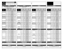 gold strength u0026 conditioning templates u2013 excel training designs