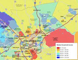 map of columbia south carolina paw technologies columbia south carolina