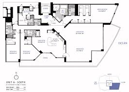 luxury kitchen floor plans floorplans for bellini condo bal harbour miami florida area