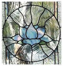 Flower Glass Design 251 Best Stained Glass Images On Pinterest Glass Glass Art And