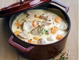 cuisiner une blanquette de veau recette traditionnelle de blanquette de veau gourmand