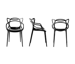 masters restaurant chairs from kartell architonic