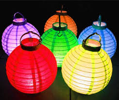 battery operated paper lantern lights 12 light green battery operated led paper lanterns lanterns and more