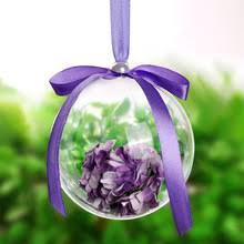 wholesale clear plastic ornament balls from china clear plastic