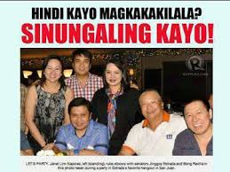 Napoles Meme - incriminating evidence filipinolosophy