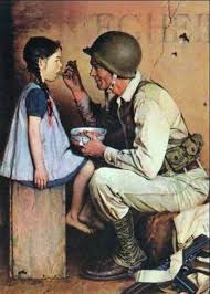 norman rockwell s images of thanksgiving phil ebersole s