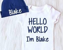 customized baby items personalized newborn etsy