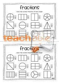 number names worksheets fractions worksheets ks1 free