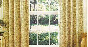 Single Curtains Window Fetching Image Of Window Treatment Decoration Ideas Using Various
