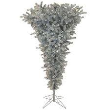 vickerman co 9 unlit green artificial tree