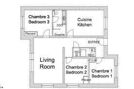 five room house plans homepeek