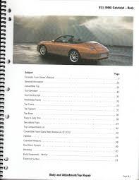 fs porsche 911 996 cabriolet coupe targa boxster roof top manual