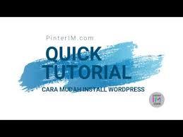 step by step membuat website sendiri pinterwebs panduan step by step membuat website sendiri untuk