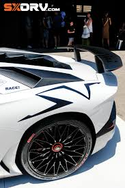 Lamborghini Aventador Exhaust - first customised aventador sv in the world with armytrix exhaust